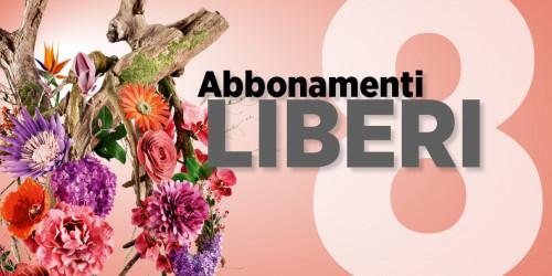Immagine ABBONAMENTO LIBERO A 8 CONCERTI