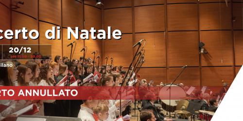 Banner CONCERTO DI NATALE